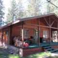 CABIN AT GIBSON W/ADDTL LIVING QUARTERS